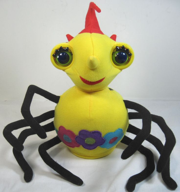 Miss Spider Sunny Patch Singing Buggy Bunch 2 Babies