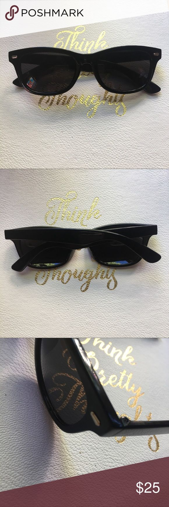 ✨Brand New Wayfarer Sunglasses✨ ✨Brand new Wayfarer style sunglasses. Brand name listing for exposure only.Reasonable Offers Accepted! 10 % off all bundles of two or more items! SAME DAY SHIPPING ON ALL ORDERS BOUGHT BEFORE 2 pm PST✨✨ Ray-Ban Accessories  https://tmblr.co/Z8_dwd2LZHiV4