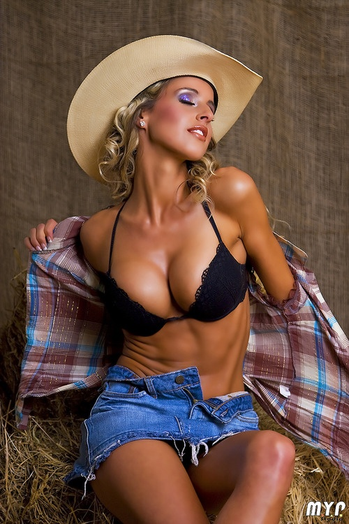 Wild sexy cowgirl naked pics really