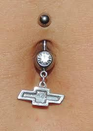 chevy belly button rings - Google Search