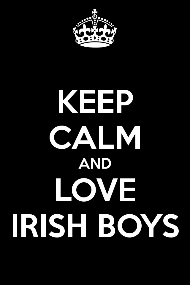 Fun Fact about Me:  I love me some Irish Boys. <3 <3 I find them super attractive! Aka like Mr. Niall James Horan :)
