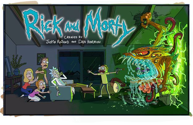 """8 Fun Facts About Dan Harmon's New Animated Show """"Rick And Morty"""""""