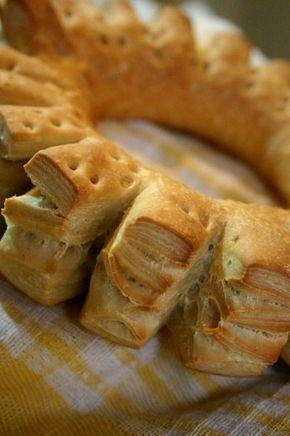 Comparto una de mis recetas favoritas de la página de recetas argentinas : Pan de Cremona PARA LA MASA 15 grs. de levadura fresc...
