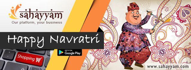 Sahayyam: Happy Navratri :-)  Enjoy playing Dandiya  Enjoy s...