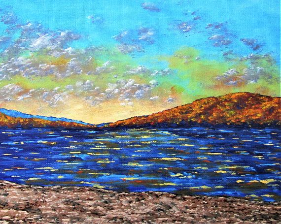 Canadice Lake https://www.etsy.com/listing/186507940/custom-commission-original-art-by-mike  We are excited about the $100 and Under Exhibition at:   @Whitman Works 1826 Penfield Rd, Penfield, NY 14526 (585) 747-9999  https://www.whitmanworks.com/  It's the perfect place to find unique and handmade gifts at affordable prices.   You'll find paintings, prints, sculptures, jewelry, and so much more.  For more information, please visit: https://www.whitmanworks.com/exhibits/  NOT IN ROCHESTER…