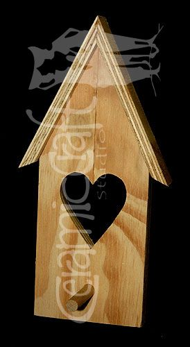 Ceramic Craft Studio - Wooden Blanks