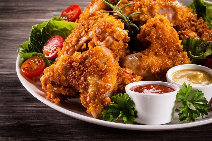 Pollo frito con doritos ¡El rebozado más crujiente!   #PolloFrito #PolloFritoConDoritos #PolloConDoritos #RecetasDePollo #RecetasDePolloFáciles #Entrantes #RecetasFáciles