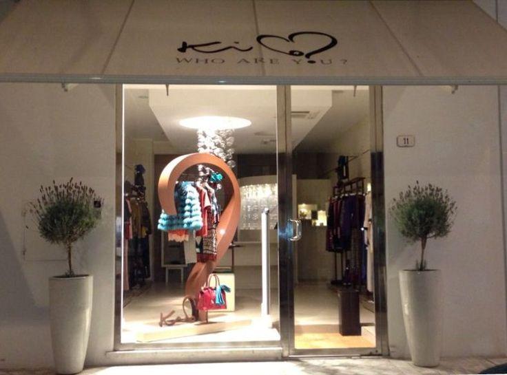 #ki6whoareyou #fortedeimarmi #viaspinetti #boutique #fw13