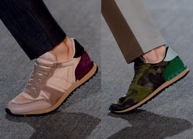 Über-Homem: As sandálias e os tênis do verão 2013