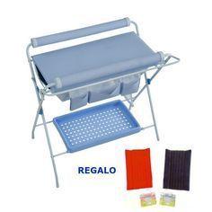 Bañera cambiador plegable flexible King Baby+ regalo [833] | 74,20€ : La tienda online para tu peke | tienda bebe pekebuba.com