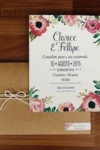 46 frases de amor para o convite de casamento