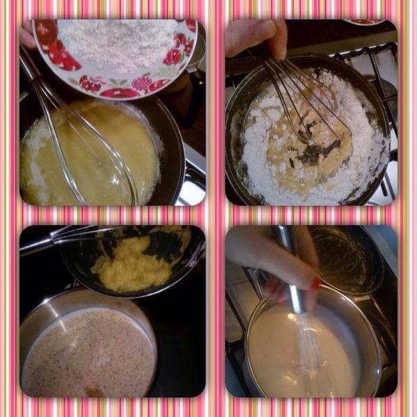 FOOD N' ROLL ...................... il blog ...: LA BESCIAMELLA