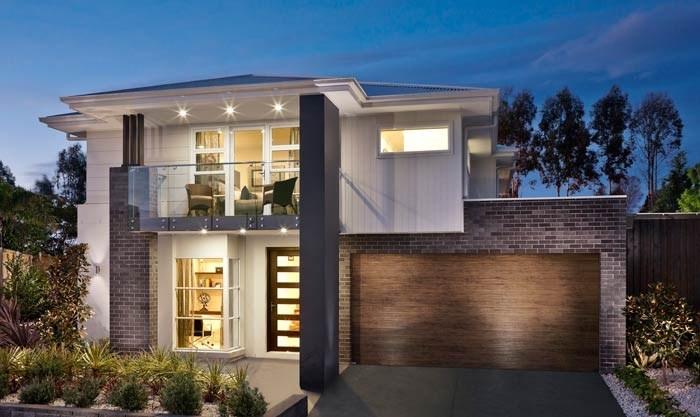 Masterton home designs merlot timeless rhs facade for Masterton home designs