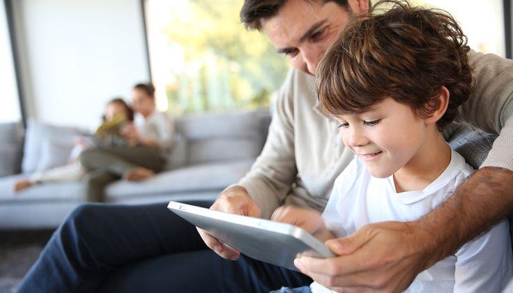 Bei einer einvernehmlichen Scheidung muss auch das Kontaktrecht zu den Kindern vereinbart werden. Was dabei zu beachten ist, finden Sie hier.