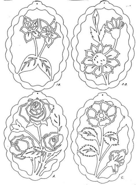 Gnome Pattern Use The Printable Outline For Crafts