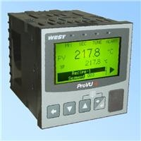 West Pro VU    -  Graphical / text LCD Display (red/green)  -  PID single loop, dual loop or cascade controller  -  All control types including VMD control  -  Single process variable or ratio control  -  Datalogging option (data, alarms & events)  -  Modbus RS485 and Modbus TCP -  Ethernet supported