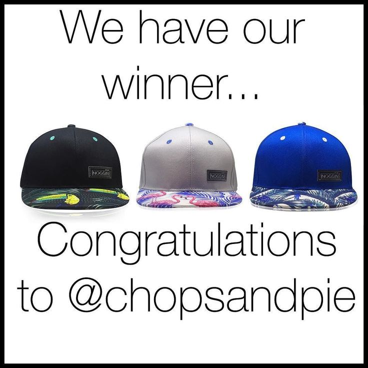 Congratulations @chopsandpie you've taken out our Truly Tropical competition!   Please send us a instant message with your size and address. We'll get those away in time for Christmas!  Thank you to the 120 plus Instagramers who entered. We've had a blast running the comp and  we'll be sure to do more giveaways in the New Year!  Winner was selected using random.org   #trulytropical #popnoggins #snapbacks #swag #competition #comp #contest #free #freebie #giveaway #giveaways #instacomp…