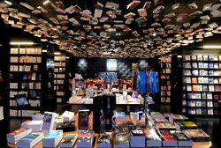The 20 Most Beautiful Bookstores in the World- Cook & Book, Brussels,