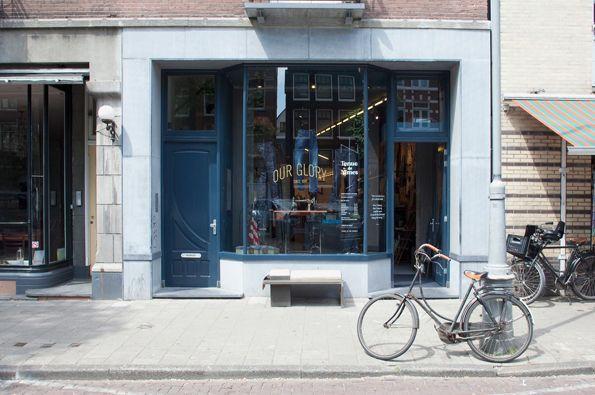 hipshops Amsterdam - Tenue de Nimes