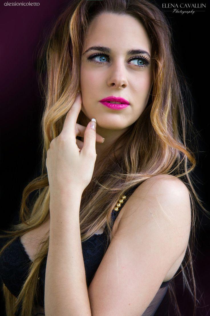 Make up Alessio Nicoletto Foto: Elena Cavallin Modella: Marta Calore