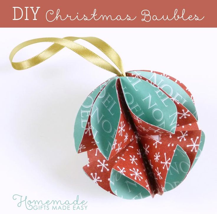 Best 25+ Paper Christmas Ornaments Ideas On Pinterest