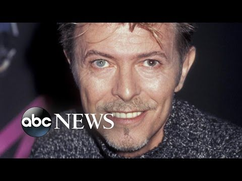 Remembering David Bowie | Top Songs and Reactions - YouTube