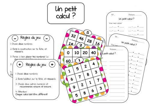 Ateliers mathématiques: le boggle des maths