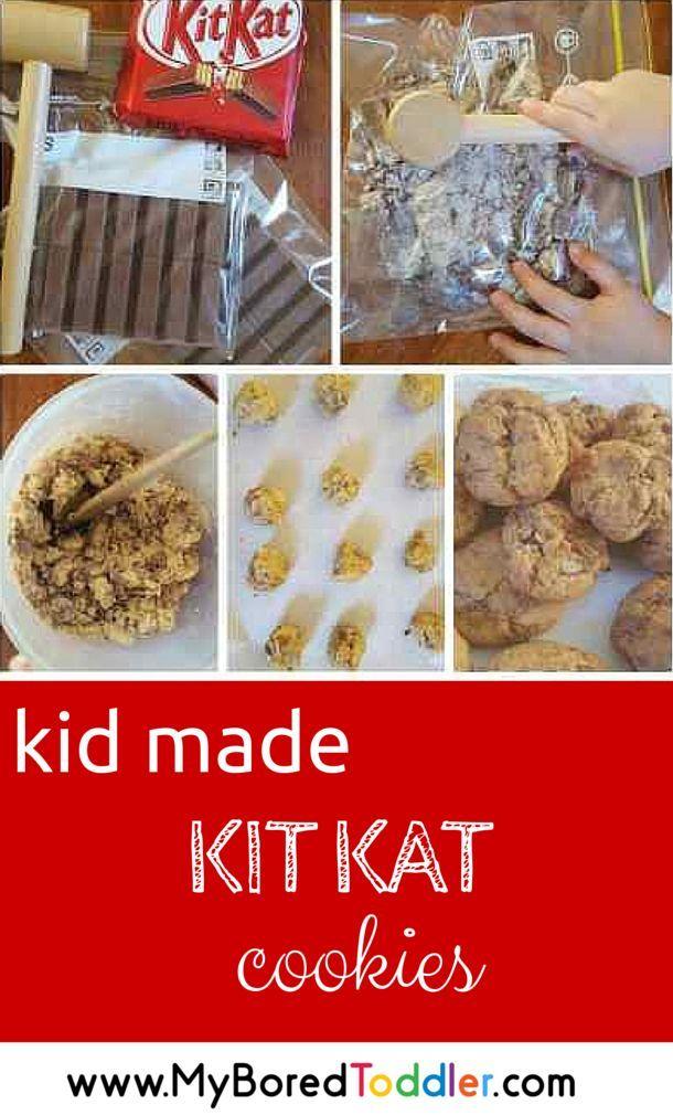 Kit Kat Cookie Recipe