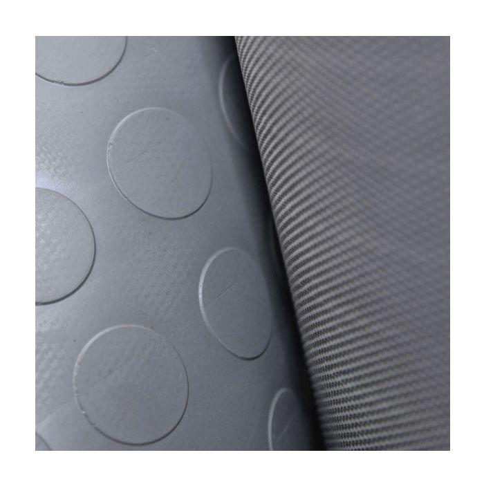 Mata Gumowa Ryflowana Metro (100x100cm) .Wykładziny Metro są przeznaczone do stosowania w obiektach przemysłowych oraz handlowych. Wykładziny nie zaleca się stosować w warunkach, w których może być narażona na działanie promieni słonecznych i ozonu.