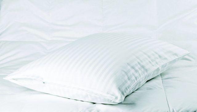The Oversize Pillows That Make Me Sleep