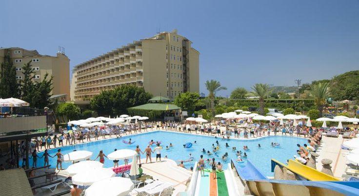 Акция, самая низкая цена. Майские в Турции, отель Beach Club Doganay Hotel