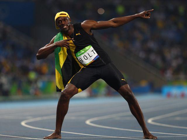 最終章にふさわしいエンディング~ 男子100m決勝 ウサイン・ボルト