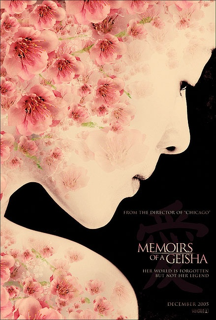 Memoris of a Geisha #poster by tomasz opasinski