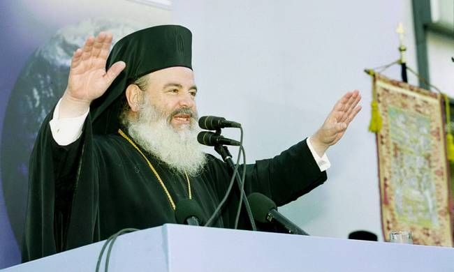 Η φράση του μακαριστού αρχιεπισκόπου που έμεινε στην ιστορία...
