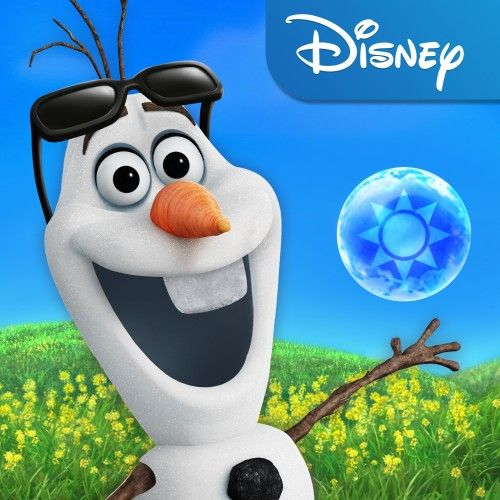 Frozen Free Fall App has been Updated!