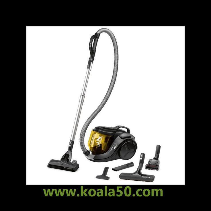 Aspirador Ciclónico Rowenta RO6984 A 2,5 L 750W 75 dB Negro Amarillo - 147,78 €  Si buscas electrodomésticos para tu hogar a los mejores precios, ¡no te pierdas Aspirador Ciclónico Rowenta RO6984 A 2,5 L 750W 75 dB Negro Amarillo y una amplia selección de pequeño...  http://www.koala50.com/aspiradoras-robots/aspirador-ciclonico-rowenta-ro6984-a-2-5-l-750w-75-db-negro-amarillo
