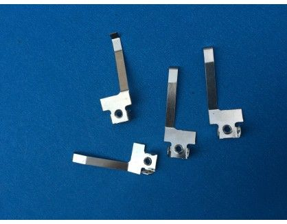 We manufacture metal spring clips and contacts with various shapes and materials, from stainless steel money clips to brass battery contacts and spring clips for high-tech customers overseas,HAI TONG is able to supply top quality metal stampings at competitive prices.