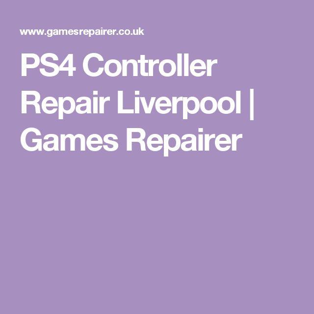 PS4 Controller Repair Liverpool | Games Repairer