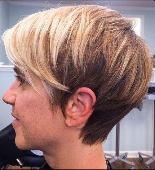 Short Pixie Haircuts 2015 for Women