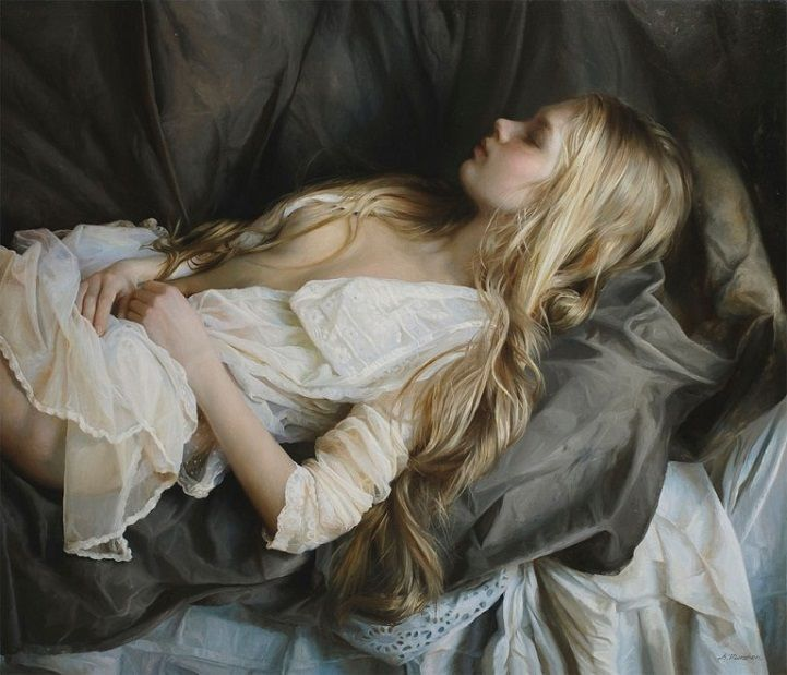 ArtistSerge Marshennikov's delicate oil portraits honour the inherent beauty of the female form. Combining hyperrealistic methods with a flair for accurately conveying the beauty of the women he paints, Marshennikov has made a name for himself in the art world. Recognized as an accomplished contemporary painter, his figurative style draws upon techniques derived from 19th century Russian art in order to deliver spellbinding final works. The Russian artist has been creating for as long as…