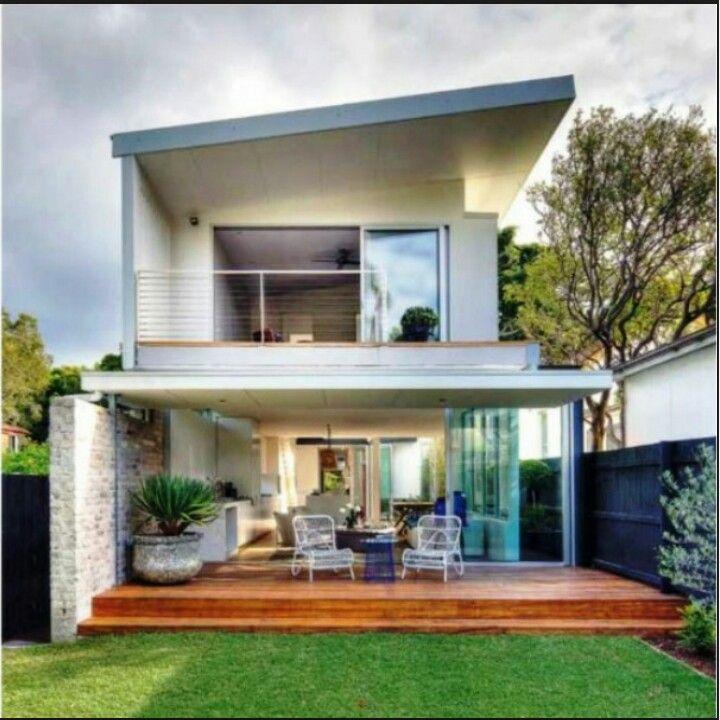 19 best ultra modern contemporary custom home design for Modern minimalist bungalow