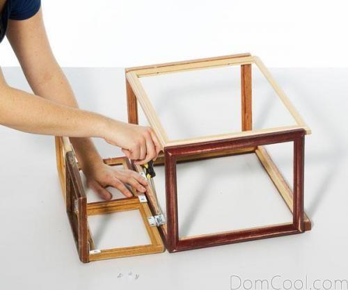 Мини-теплица. Строим сами. | Handmade | Идеи для дома