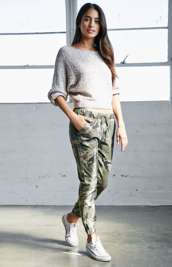 17 Best ideas about Camo Pants Outfit on Pinterest