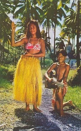 Rencontre femmes polynesiennes