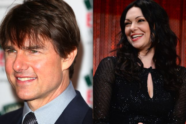 Are Tom Cruise and Laura Prepon Dating? | Vanity Fair