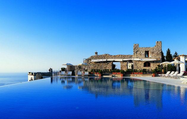 Hotel Caruso in Ravello, Italy (Genivs Loci): Italy Y, Italy Hotels, Amazing Hotels, Hotels Caruso, Gorgeous Pools, Ravello Italy, Amalficoast, Italy Vacations, Dreams Destinations