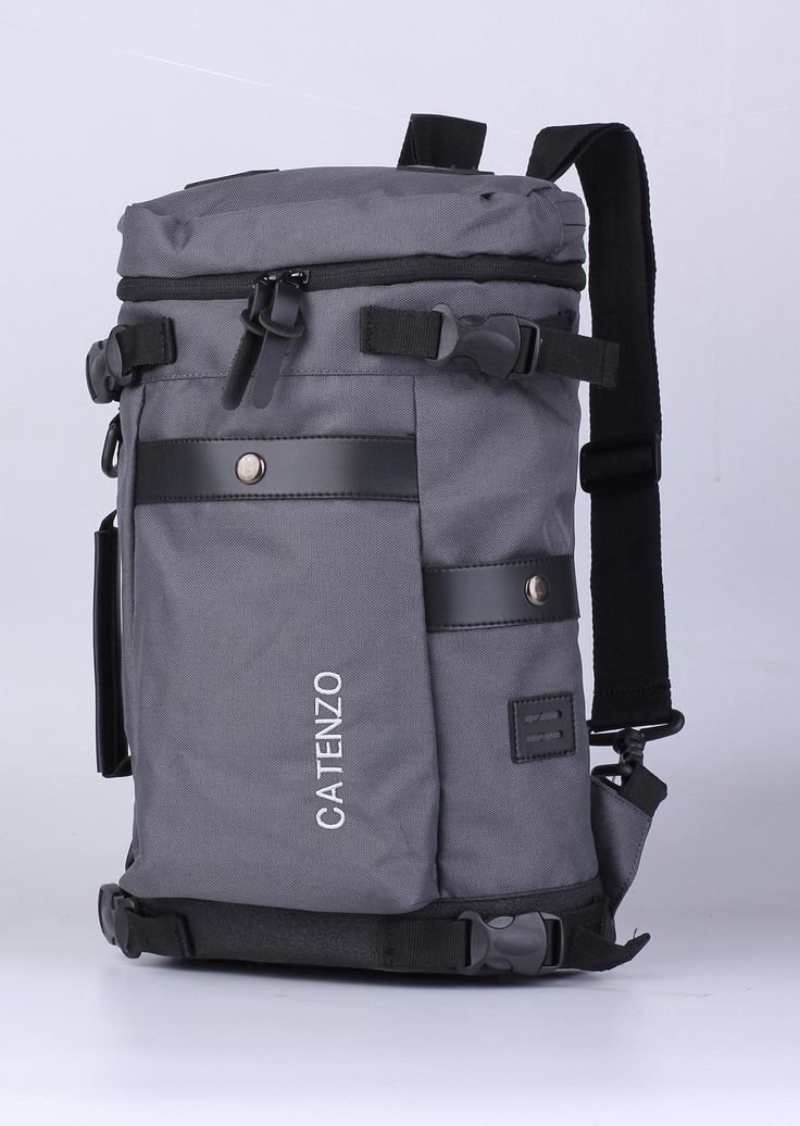 Jual Tas Ransel / Backpack Casual Vintage Unisex Pria Wanita – ZN 012 Catenzo terbaru