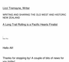 thumbnail of Lizzi Tremayne WRITING FACTUAL HISTORICAL FICTION