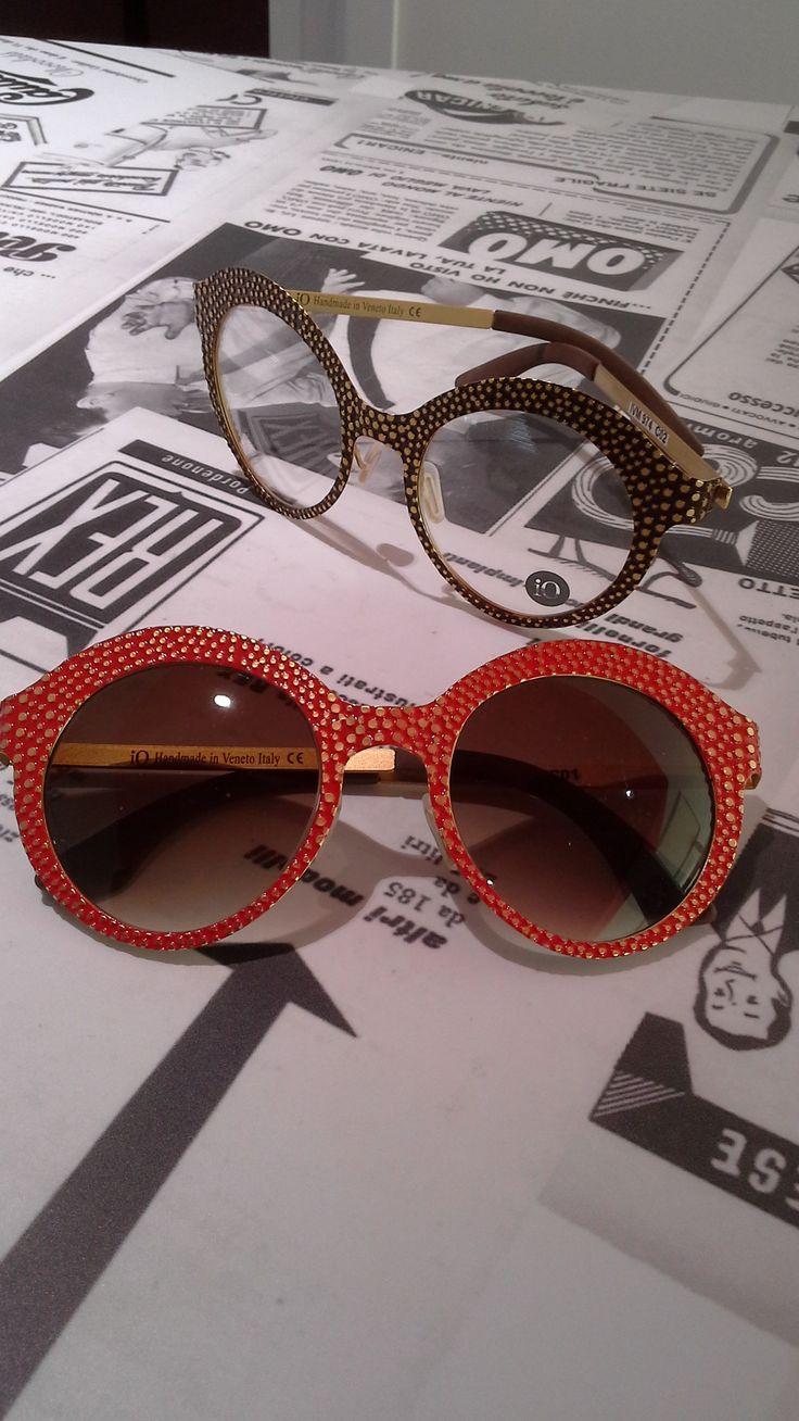 Anticipazioni collezioni #news #orange #sunglasses #eyewear #madeinitaly #treviso #handmade