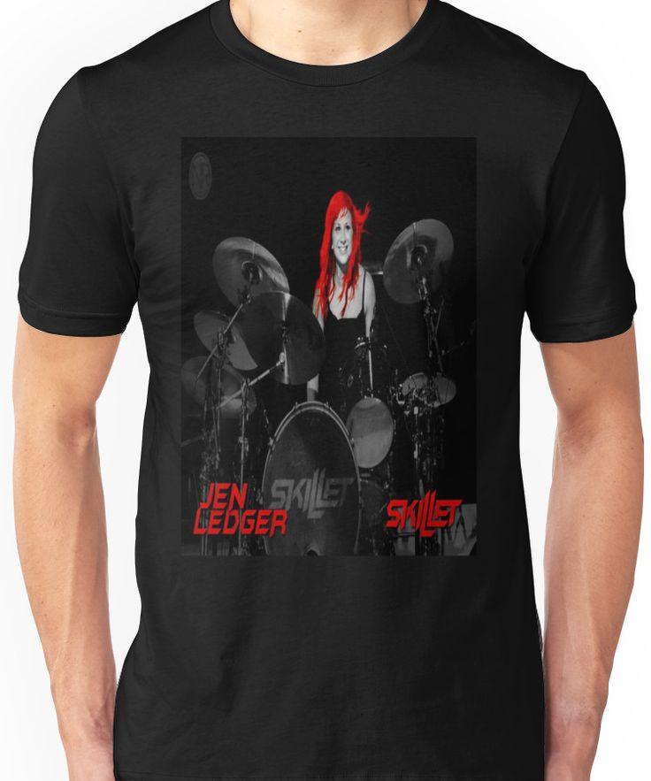 Jen Ledger  Unisex T-Shirt